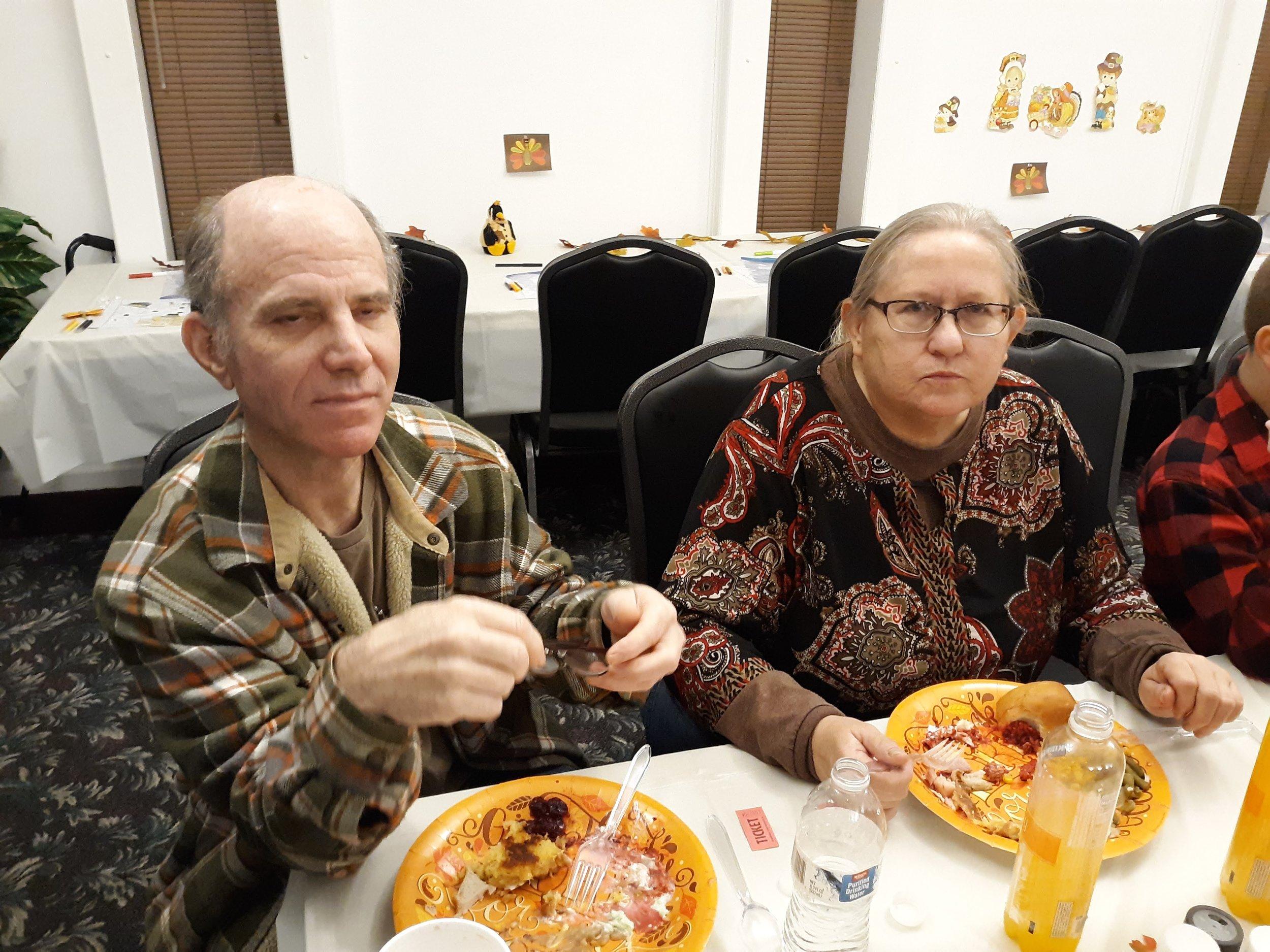 Bro. Jeff and Sis. Debbie Ann