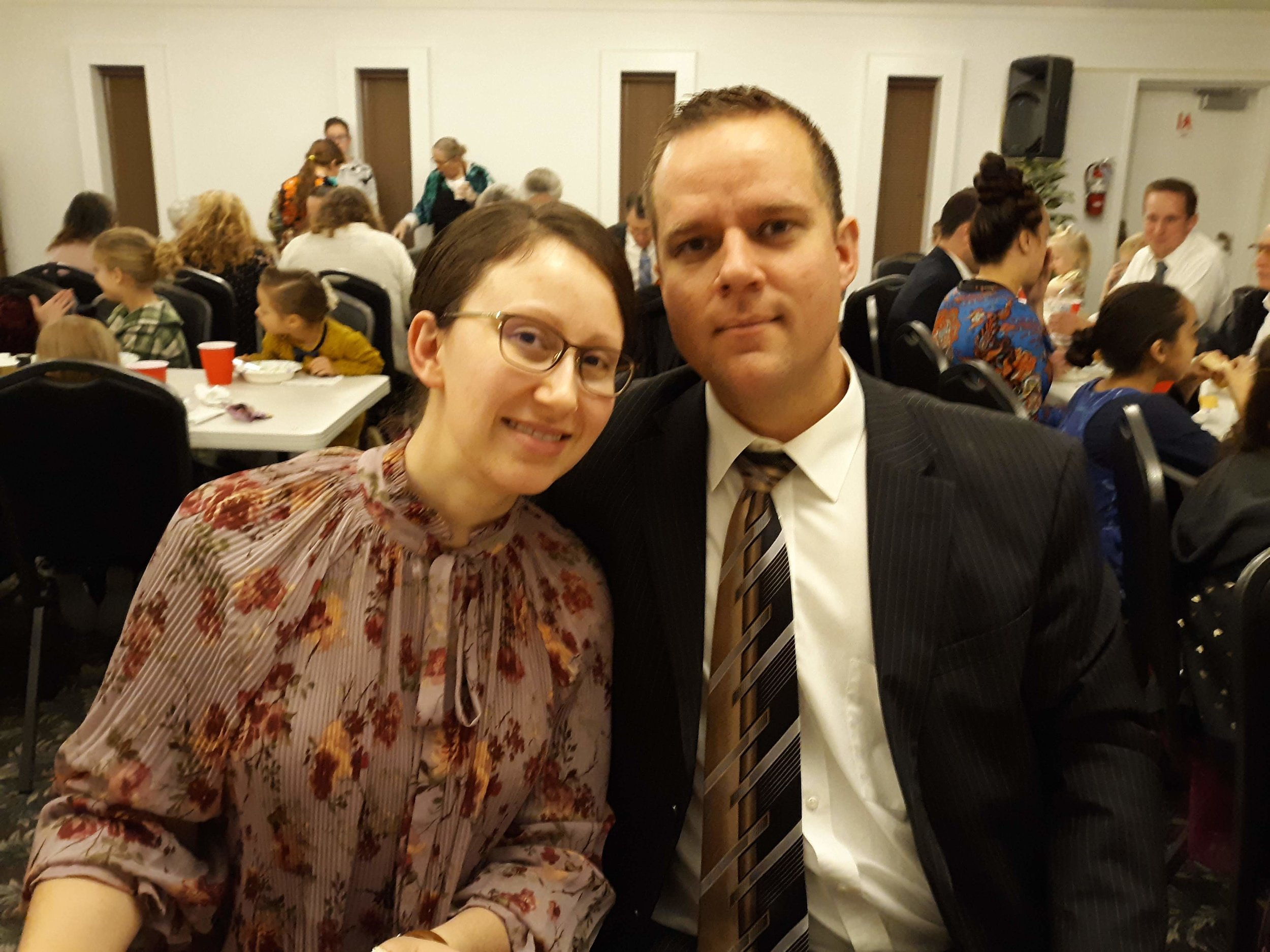 Sis. Jen and Bro. Matthew