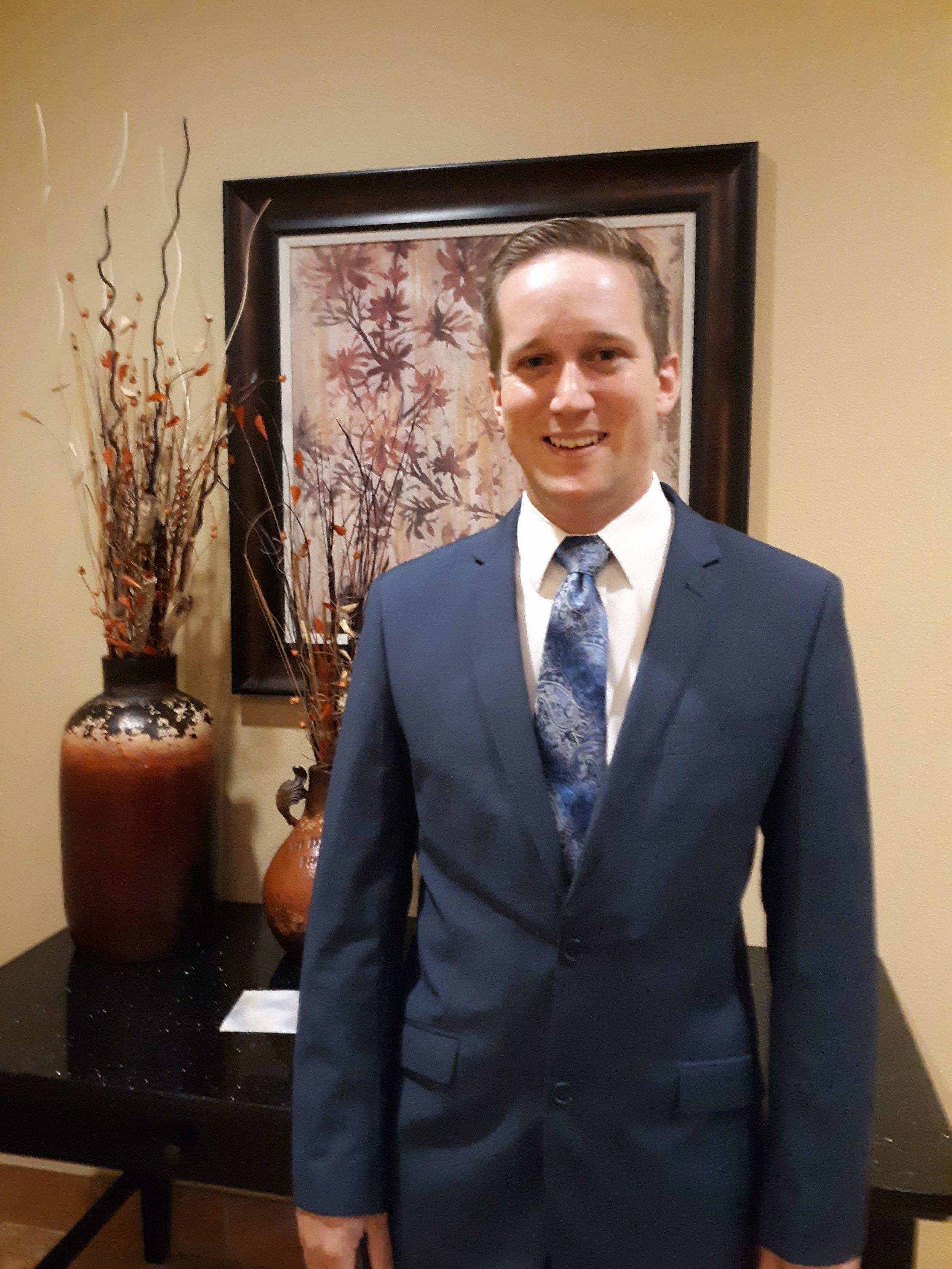 Jonathan Peterson   Media Ministry Director