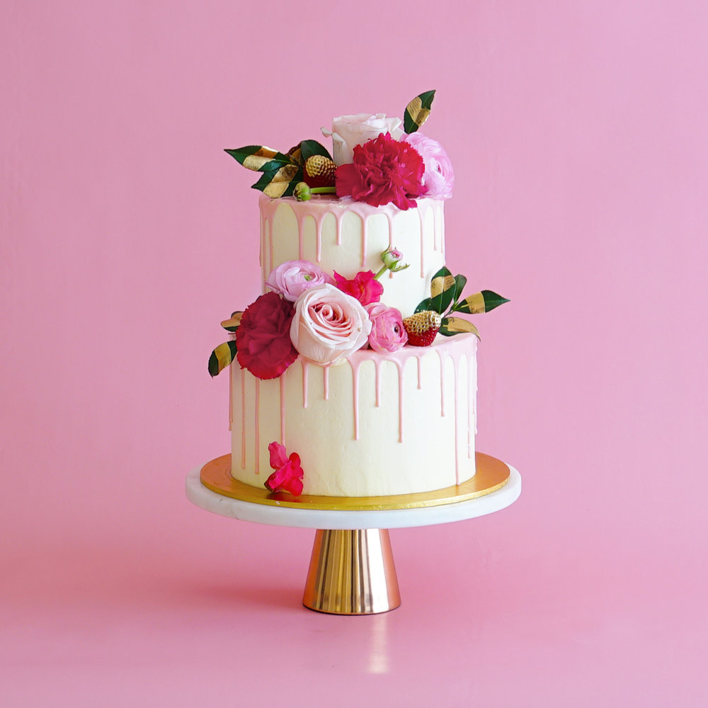 THE PINK ANNA - MULTI TIER