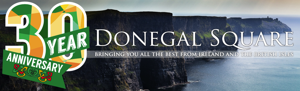 30TH ANNIVERSARY WEBSITE HEADER FOR DONEGALSQUARE.COM