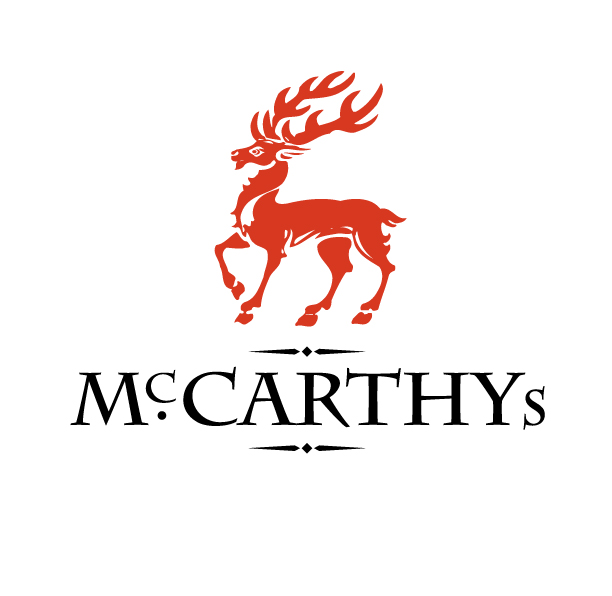 McCarthy's First Transition Logo • Sayre Design