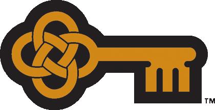 Celtic Quest Key Holder Logo •  Sayre Design