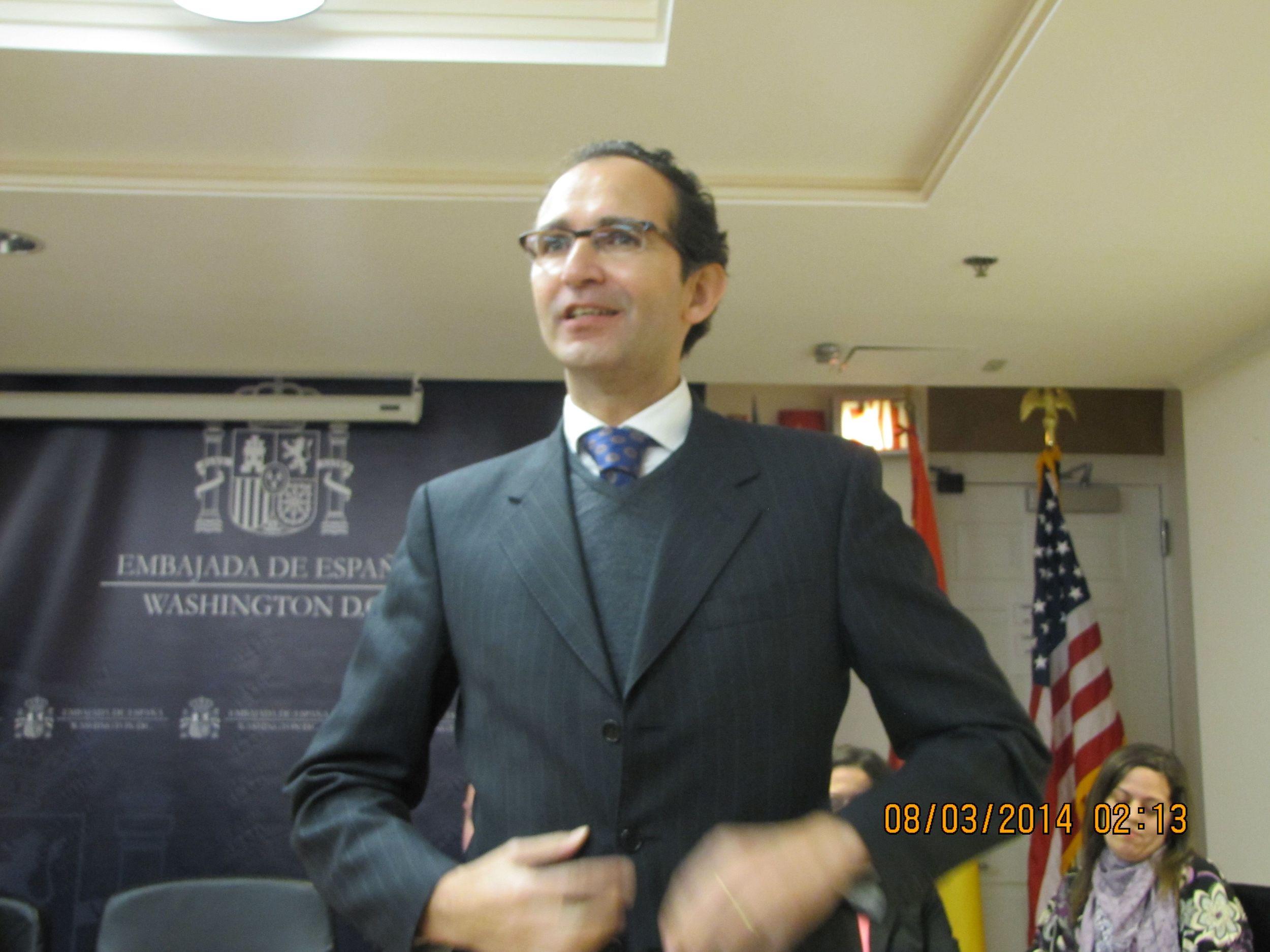 José Ignacio Fernández Vera, director de la FECYT