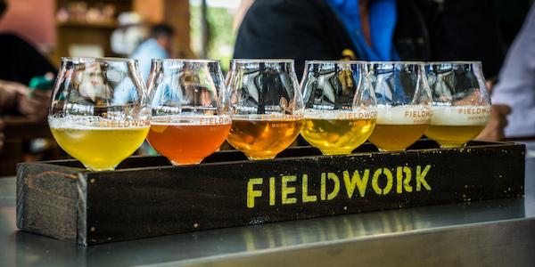 Ciencia y Un Jamon - VIERNES 2 JUNIO, 7PMECUSA California - Fieldwork Brewing Co. (Berkeley)