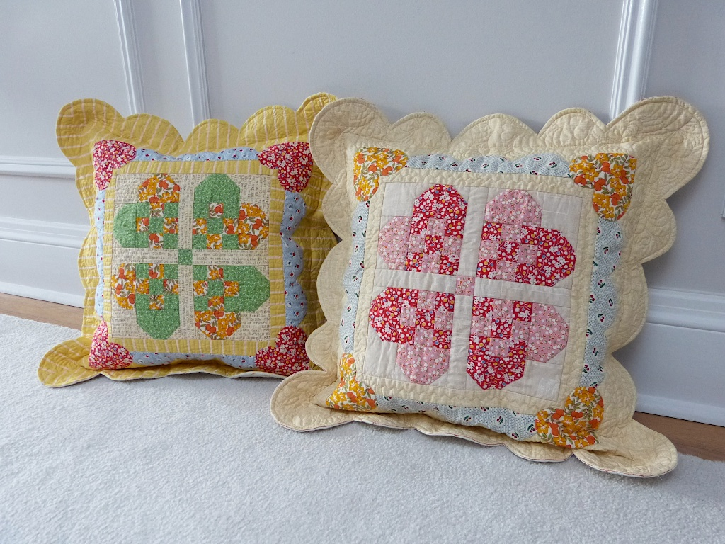 Twin Pillows