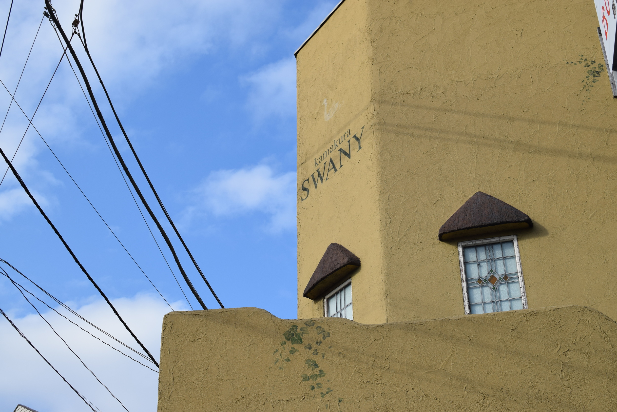 Swany - the original building