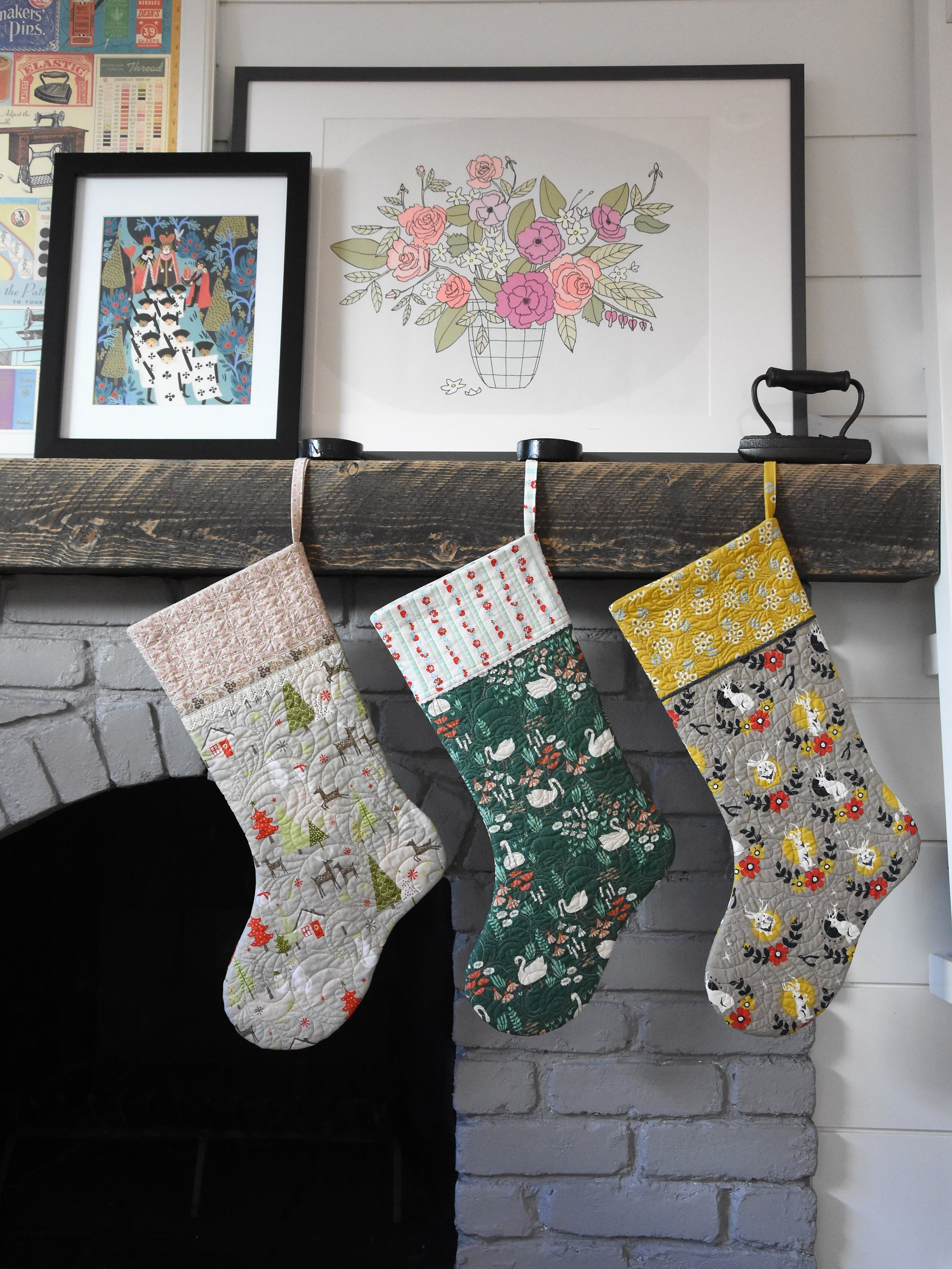 Stockings, Socks and Baby Booties — Cotton Confections