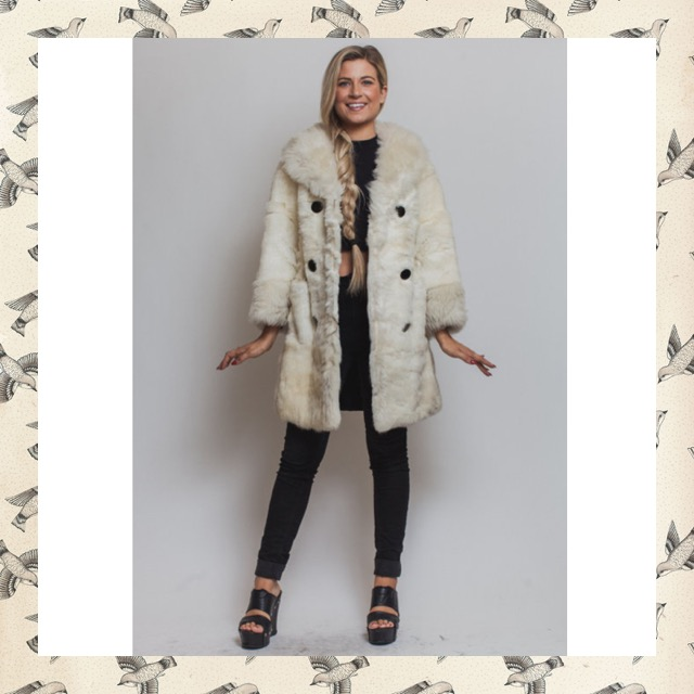 For the lady whose blood runs cold,  this  jacket is your saving grace! So warm!
