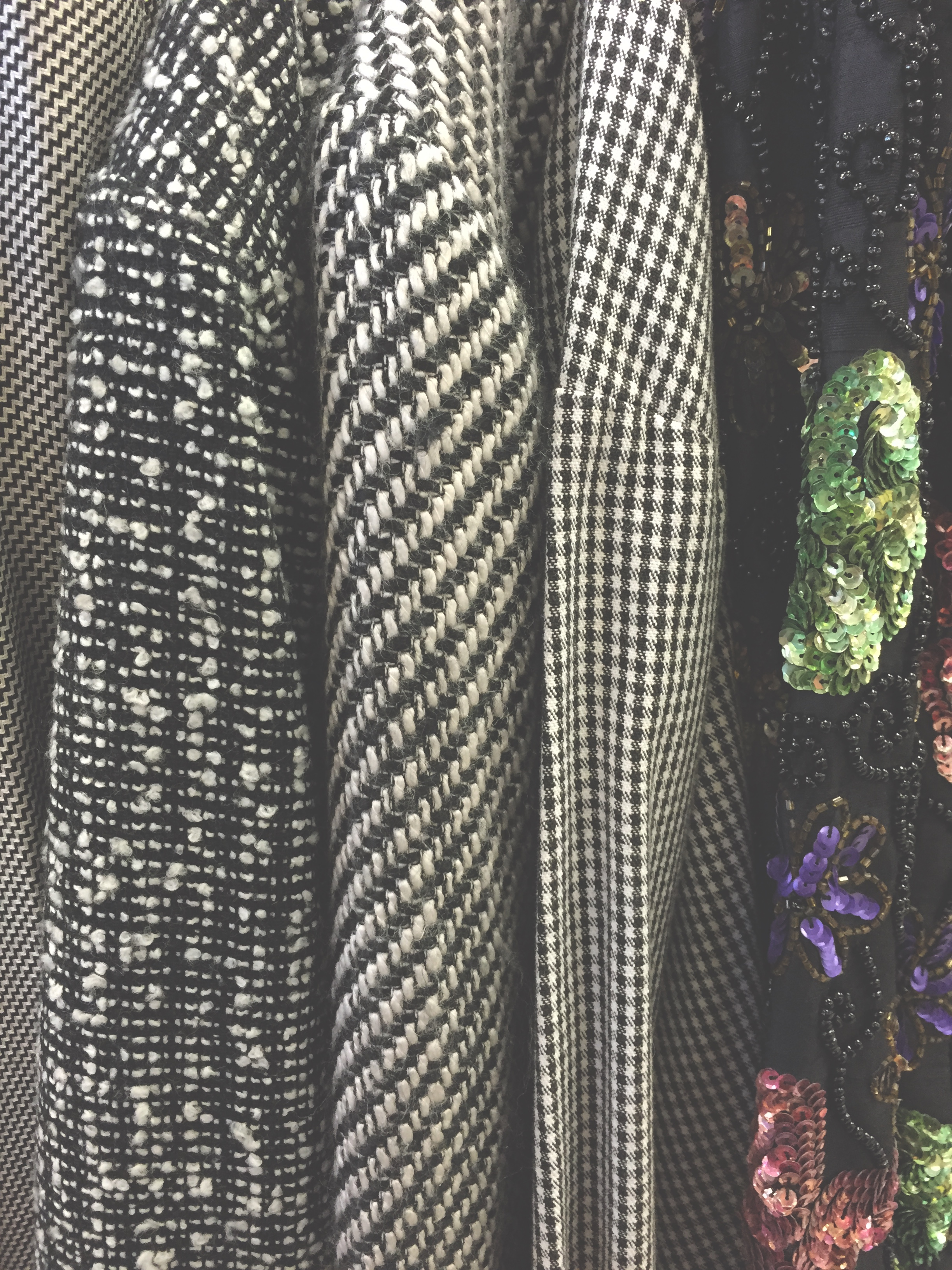 Colors, patterns, textures!!