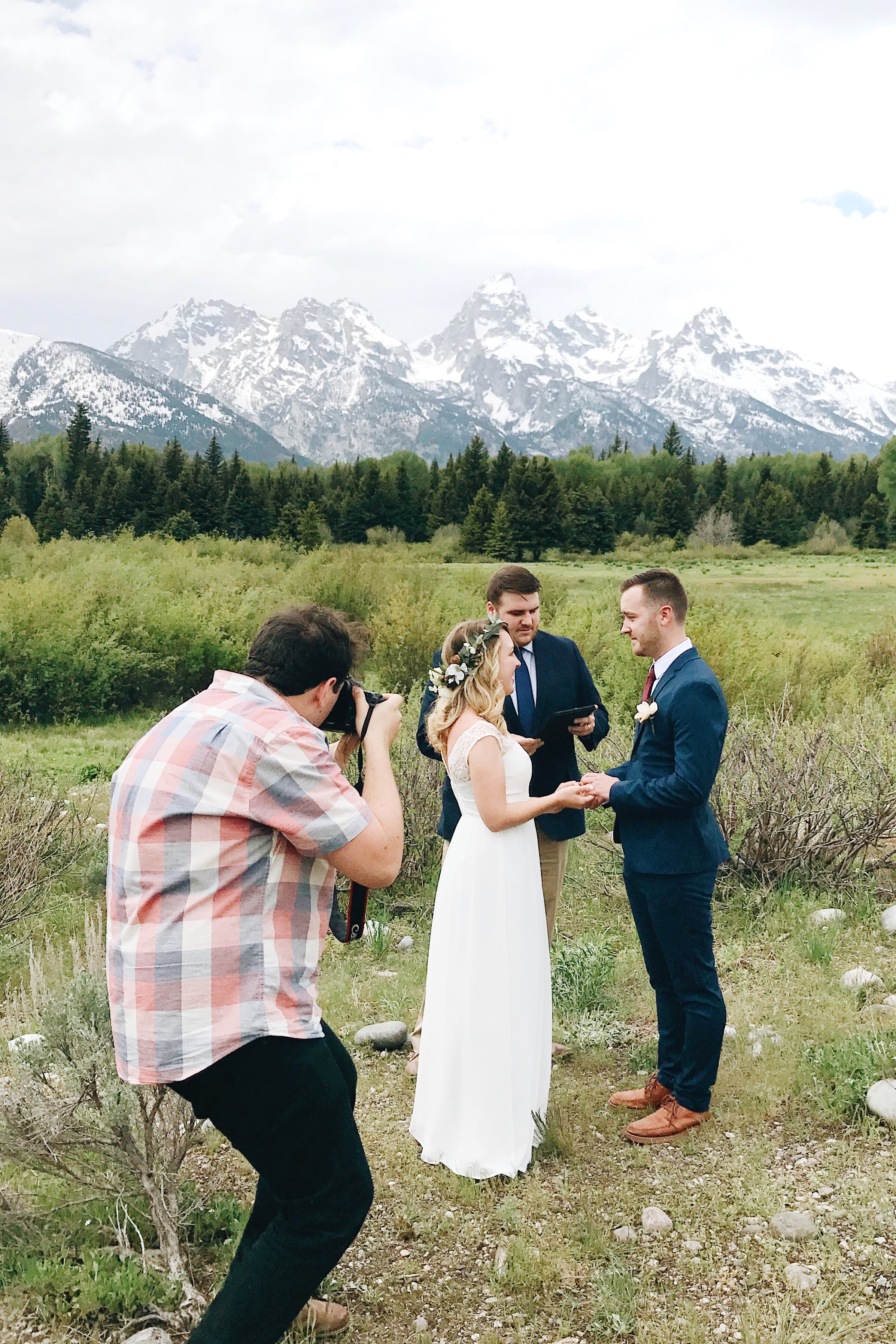 BTS in Jackson Hole, Wyoming