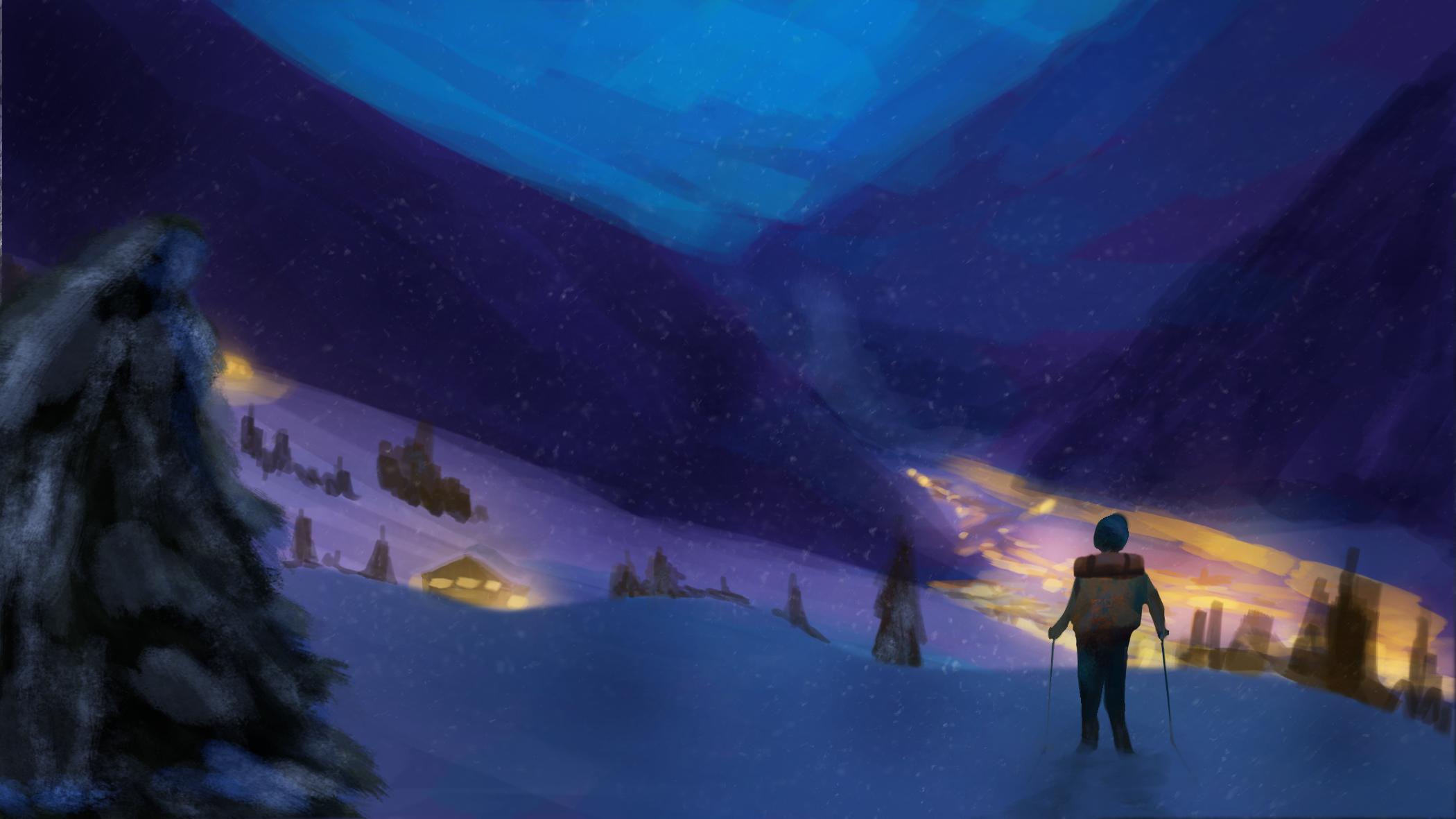 Snowy mountain village2.jpg