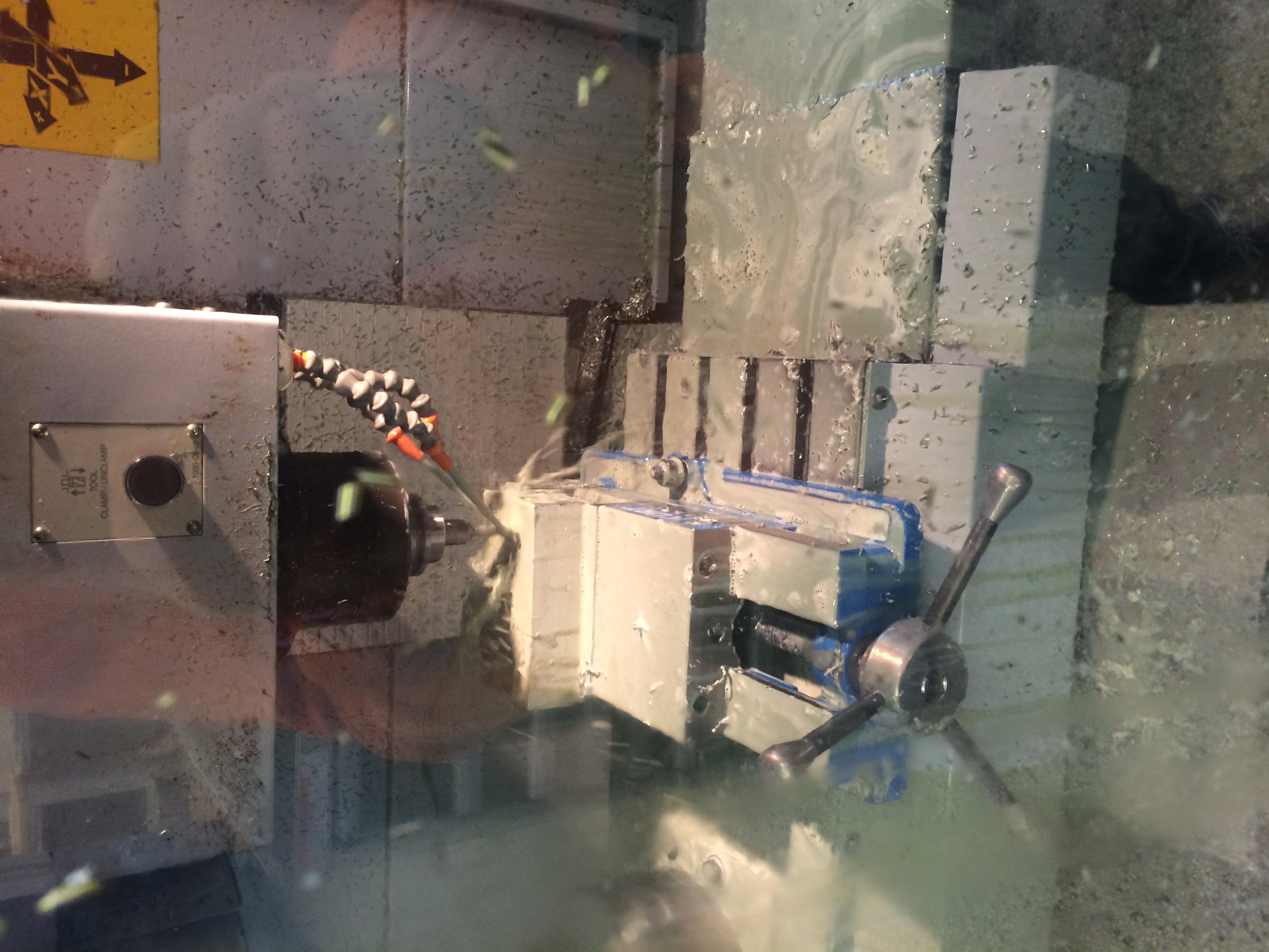 CNC Machining the Body