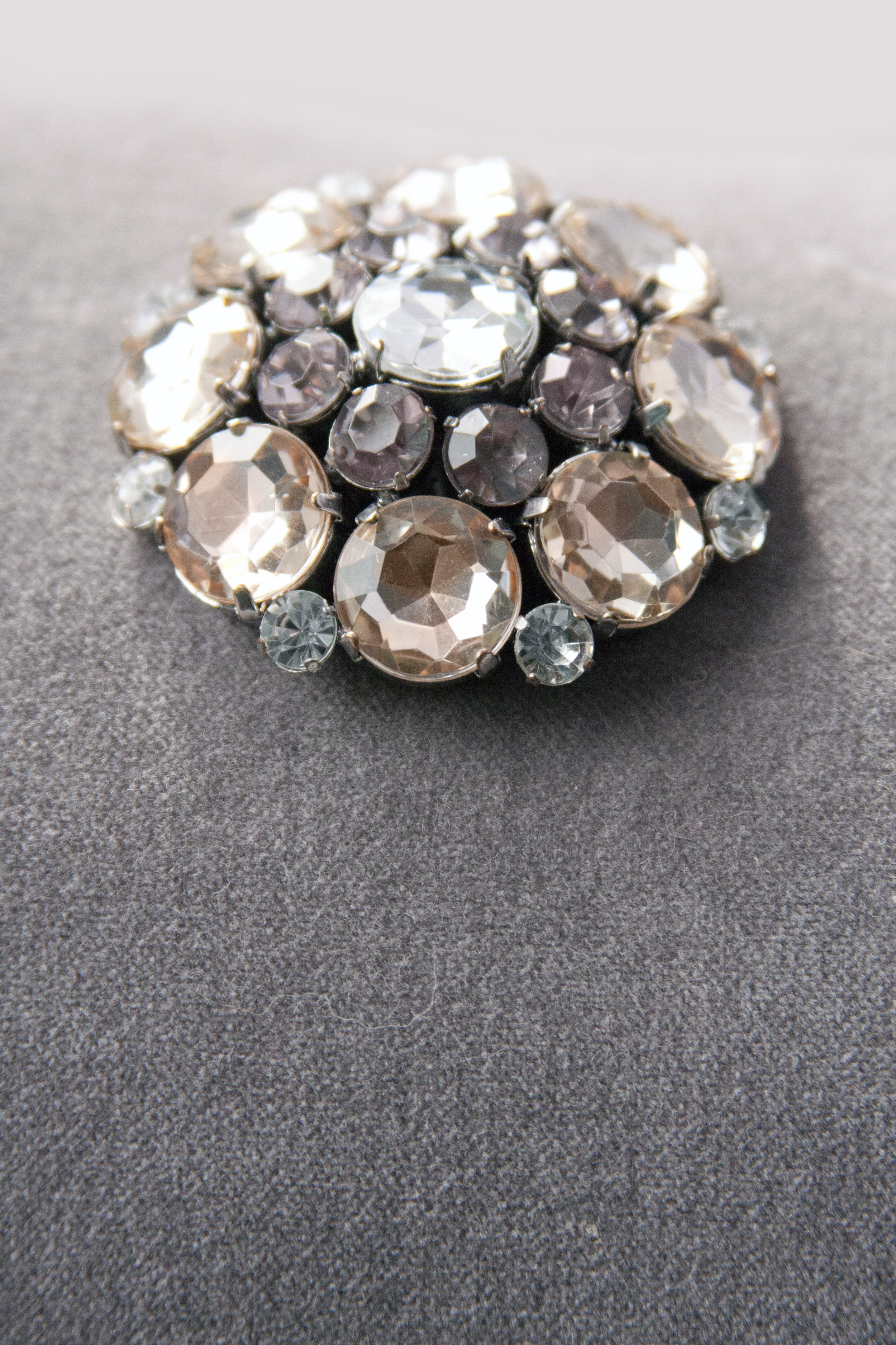 BAC for Renee antique silver with grey and cream crystal brooch base 2.jpg