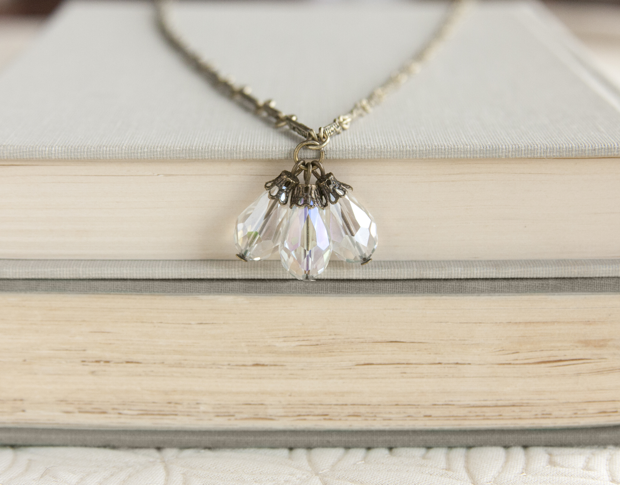 BAC for Renee Three Crystal Drops Necklace5.jpg