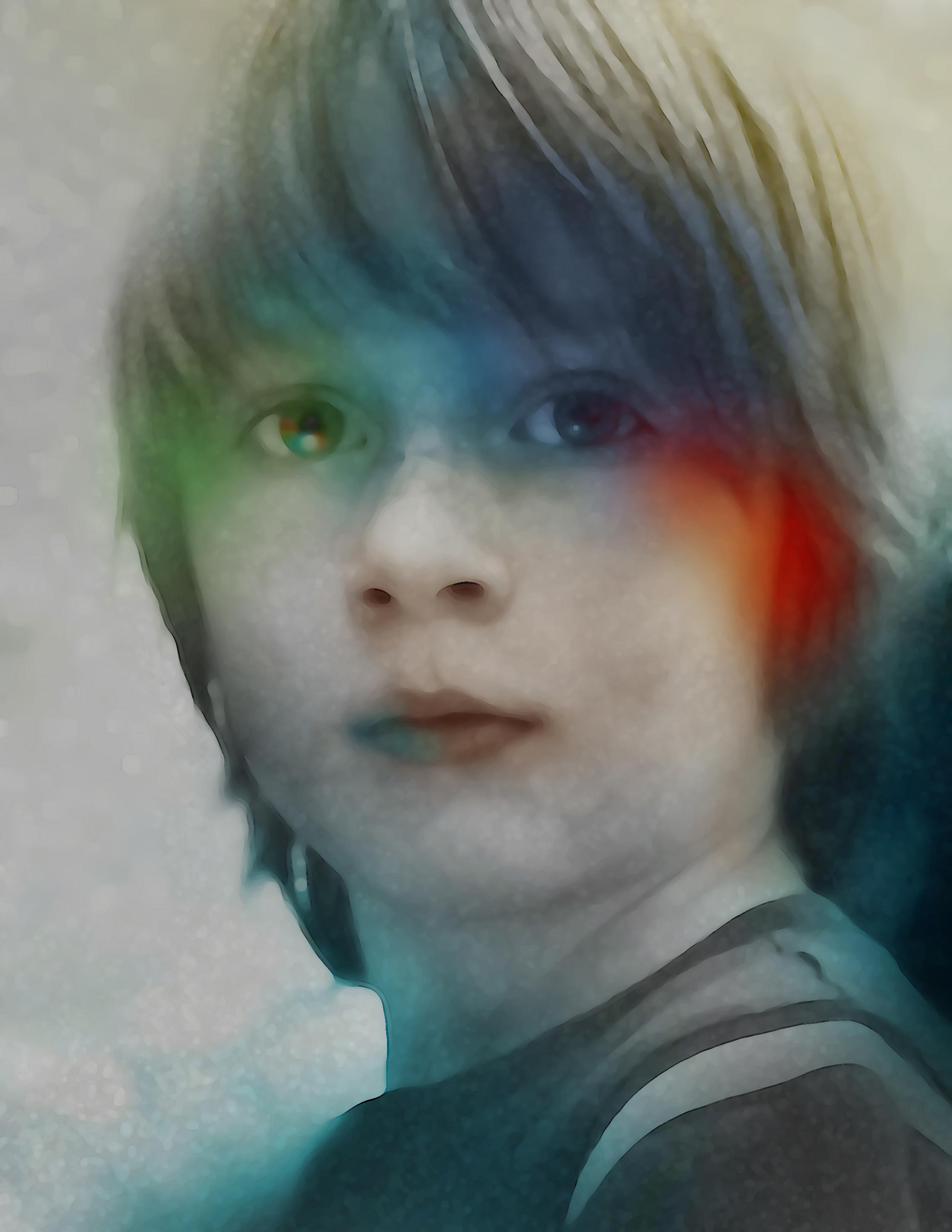 my friend's son