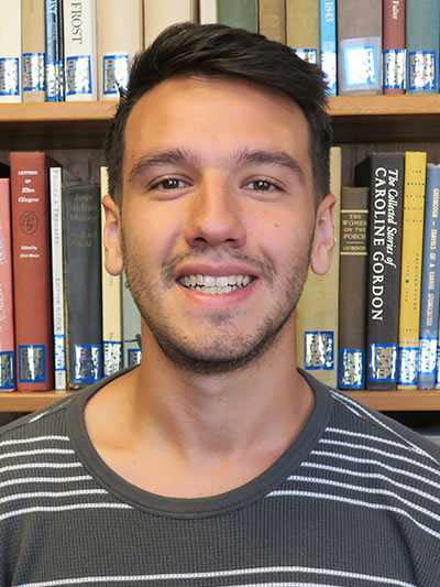 Alex Torres, B.A. / Admissions Consultant B.A., Stanford | Ph.D. in English Literature (in progress), UC Berkeley