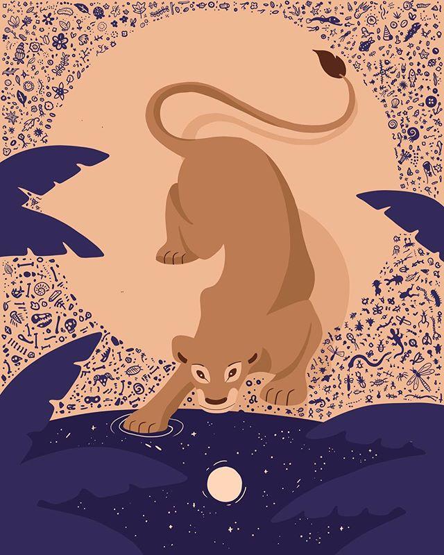 Disney | Leo ♌️ Nala with that classic Leo pride.