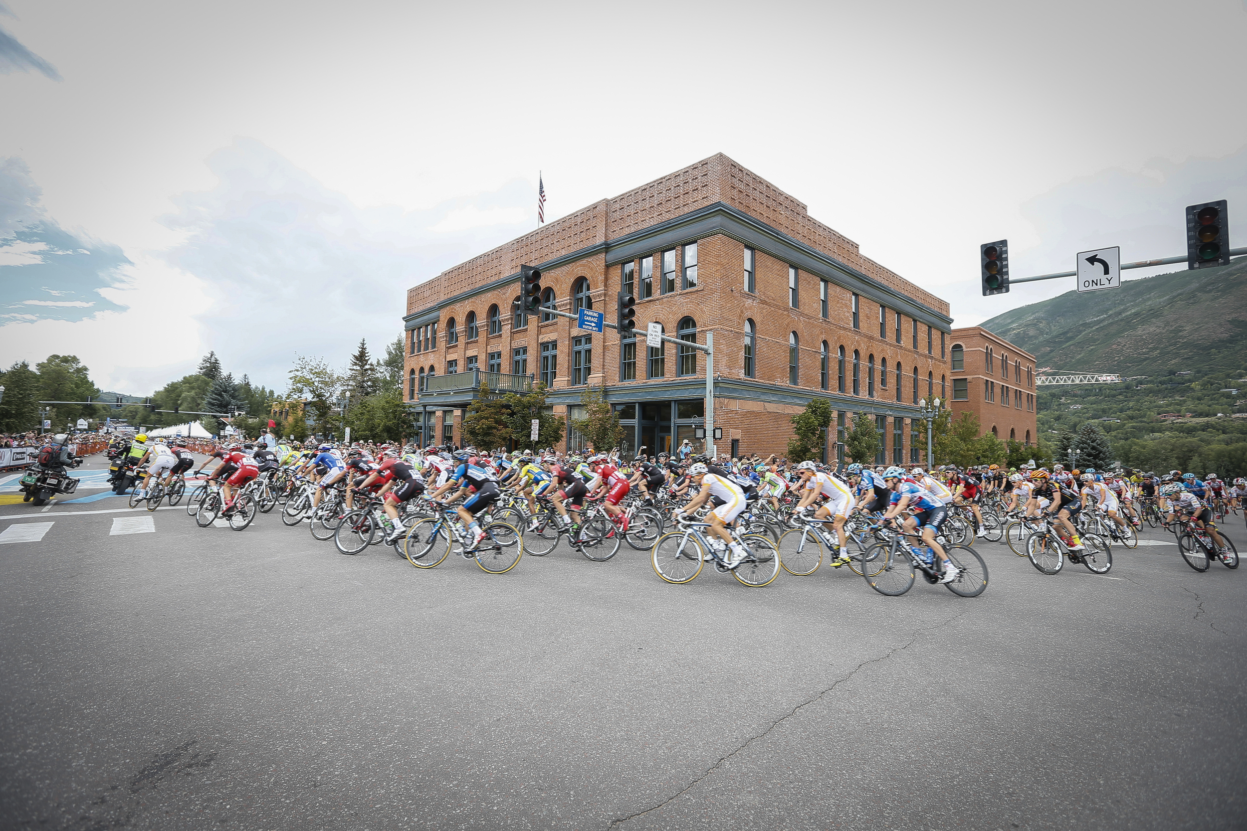 An intimate look at professional racing   US Pro Challenge    Stage 1 Gallery