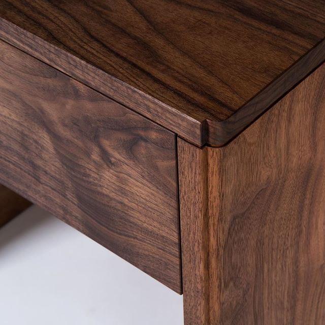 Slate Side Table details.