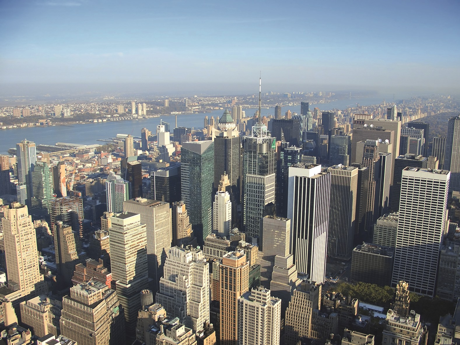 Manhattan Sky Line - New York