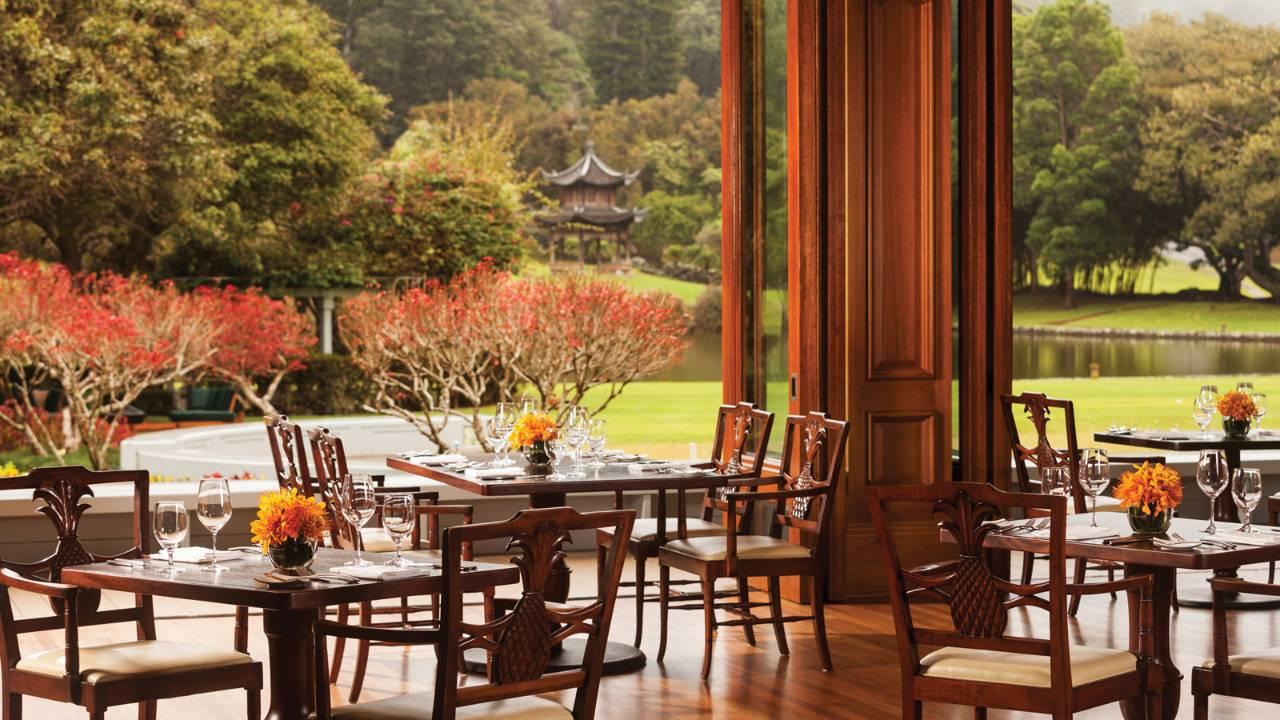 Four Seasons The Lodge at Koele