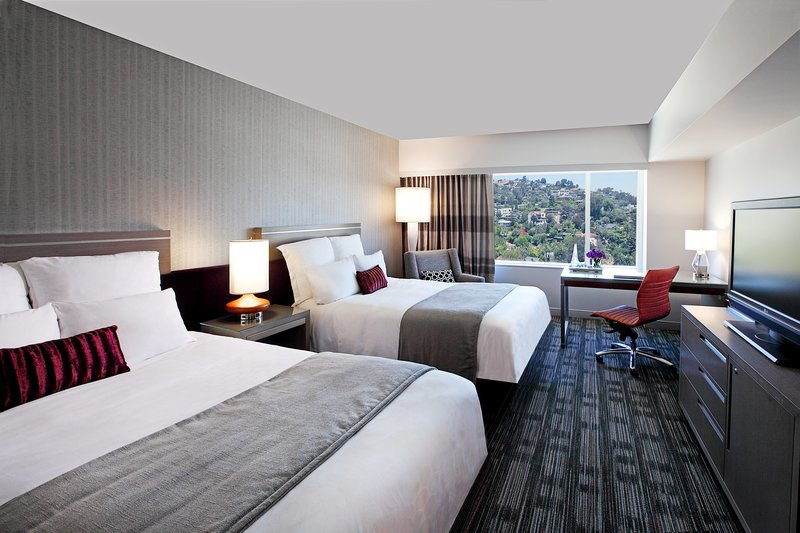 Loews Hollywood Double Room
