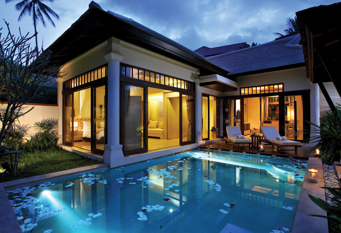 Melati Beach Resort, Kho Samui - Family pool Suite