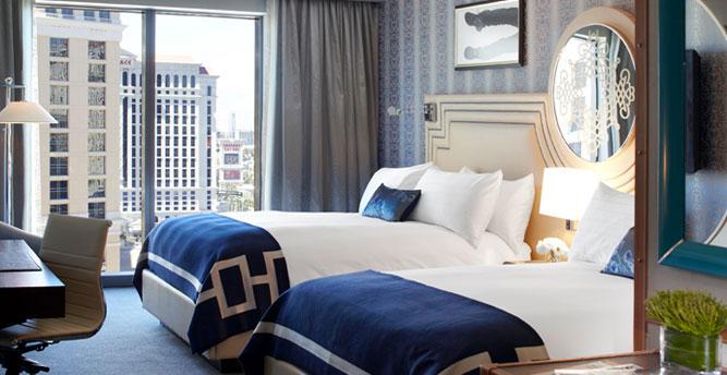 Cosmopolitan - City View Room