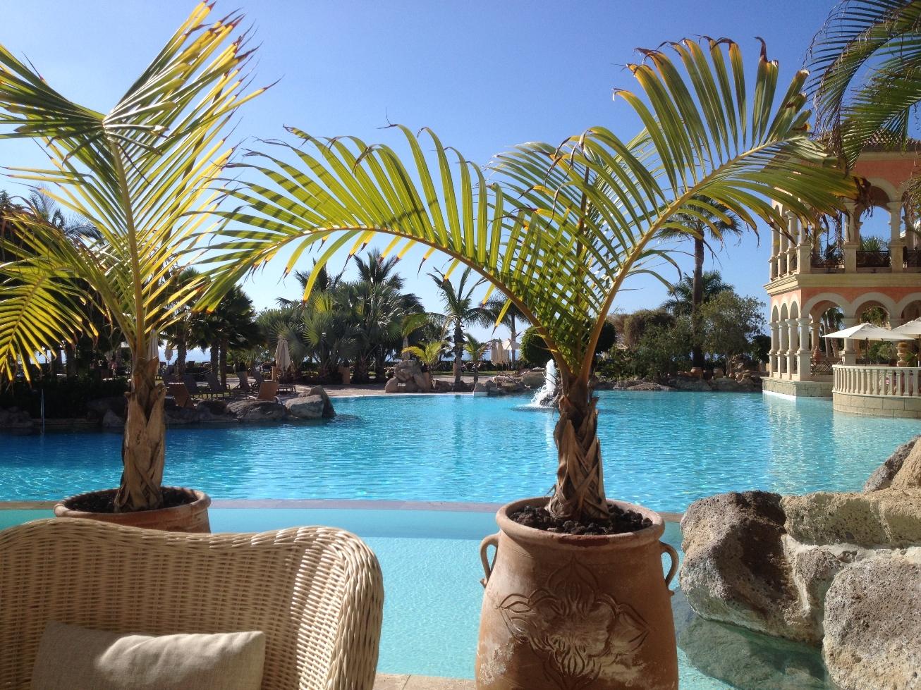 Grand El Mirador , Tenerife - Pool Area