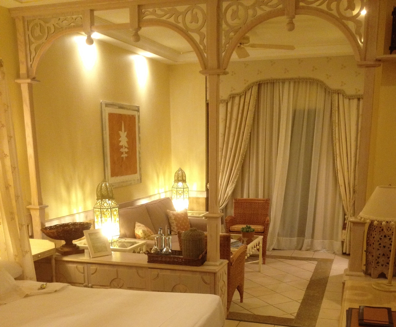 Junior suite at The Grand El Mirador, Tenerife