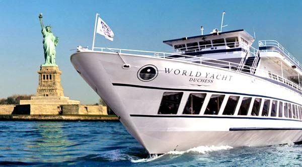 Dinner Cruise from £70pp