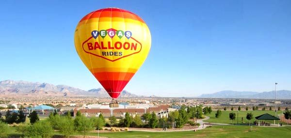 Balloon Rides from £185pp