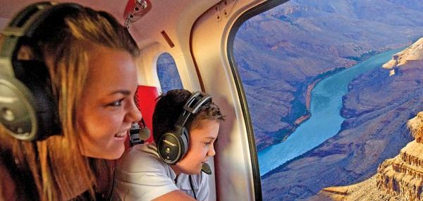 Helicopter trip from £255pp