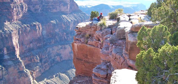 Land in the Canyon from £ 325pp