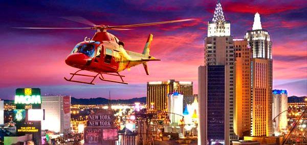 Las Vegas Strip from £60pp