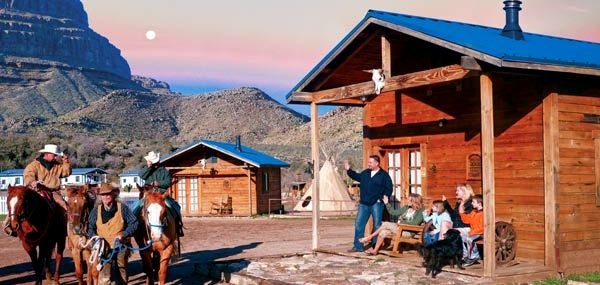 Overnight Grand Canyon Ranch from £350pp