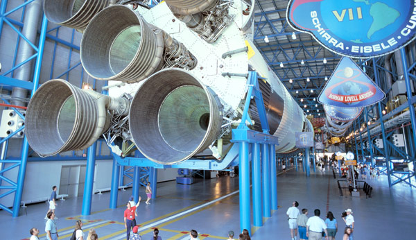 Astronaut training from £138pp