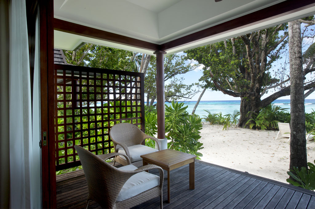 Hilton Labriz - Beachfront Villa