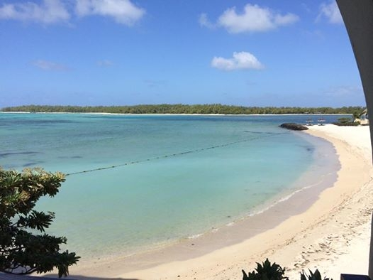 Le Touessrok, Mauritius - The view from our  deluxe room