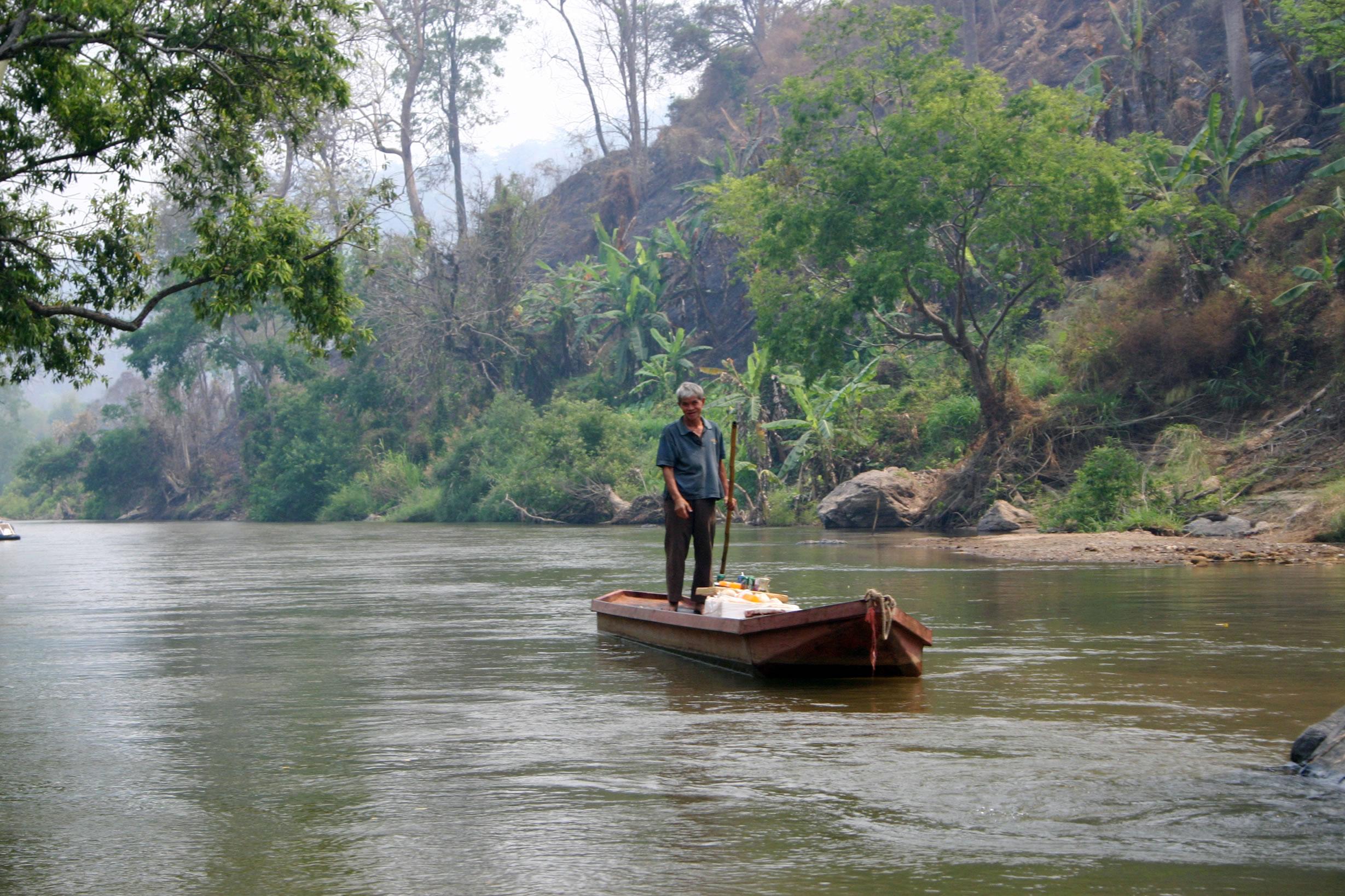 River Boat Chinag mai