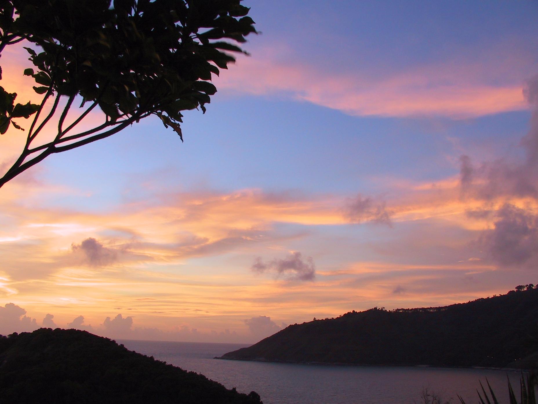 Phuket at Sunrise
