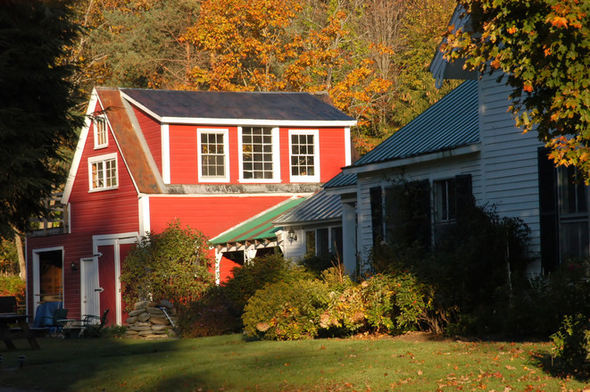 Vermont Red House