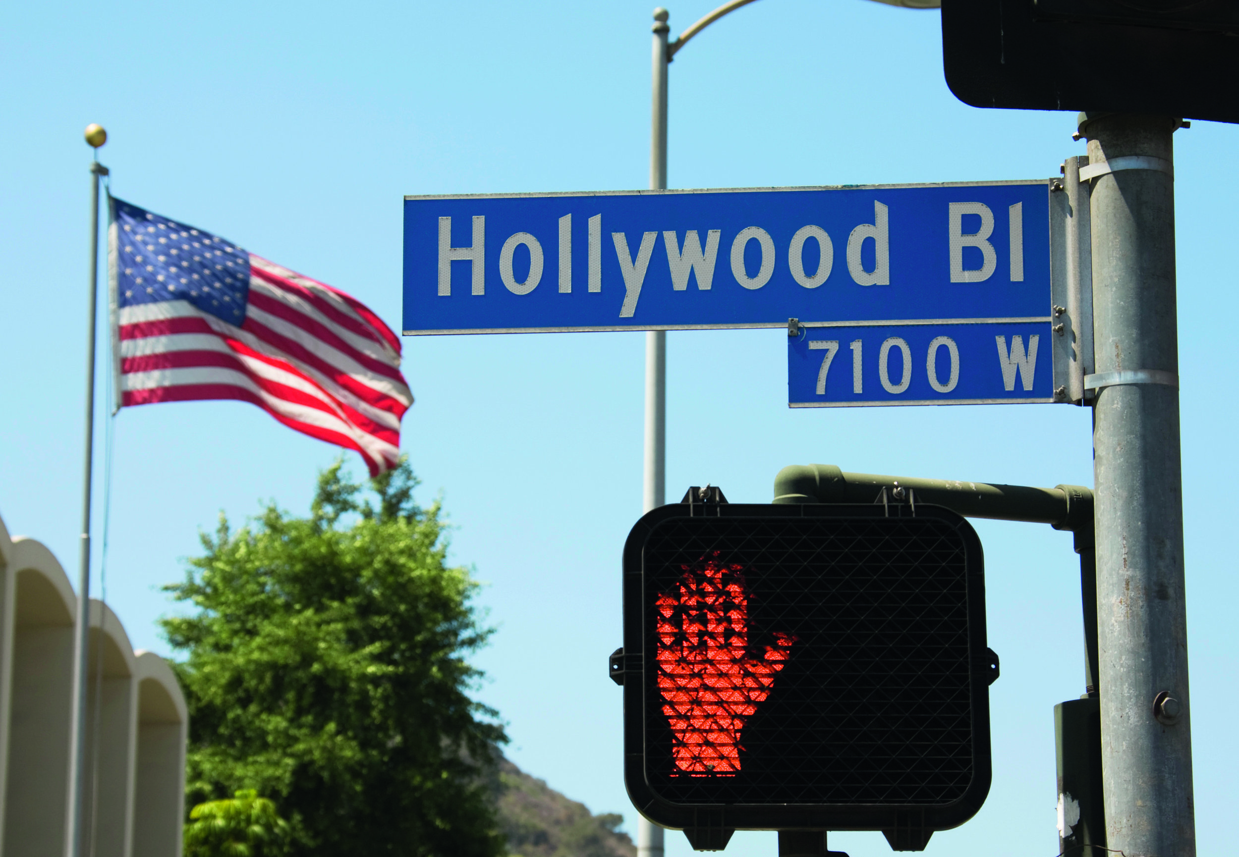 Hollywood BL Los Angeles