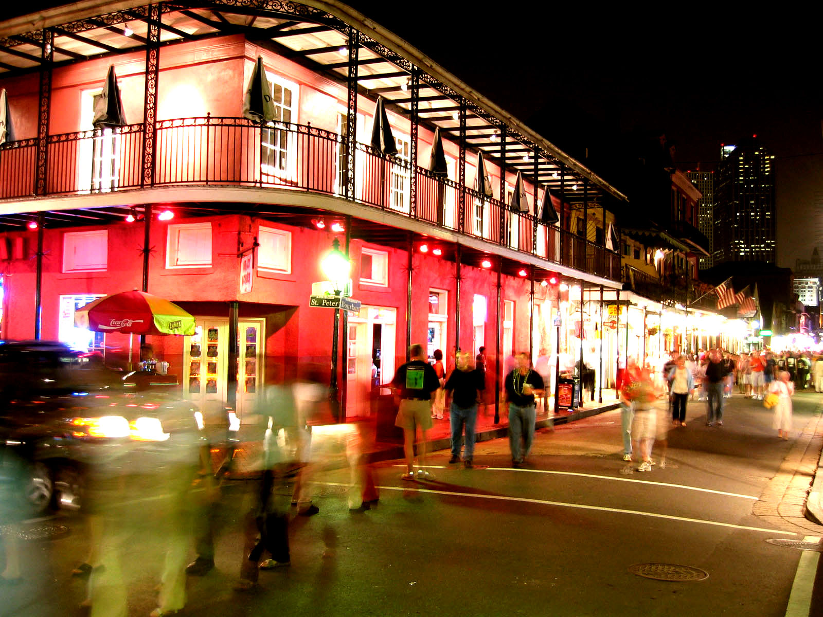 New Orleans in Motion