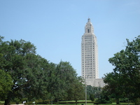 Baton Rouge Louisiana' State Capital