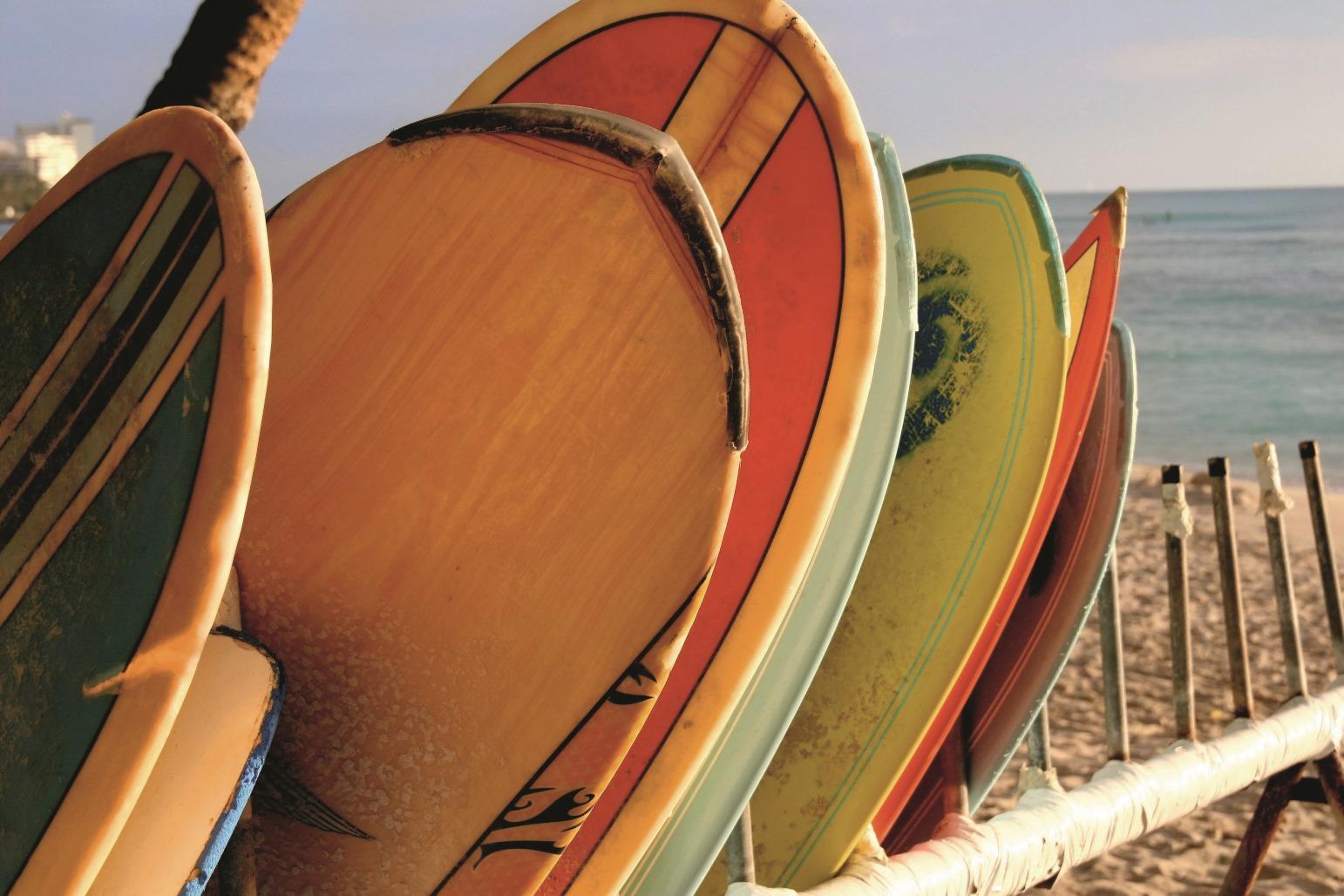 Hawaii - Surf Boards
