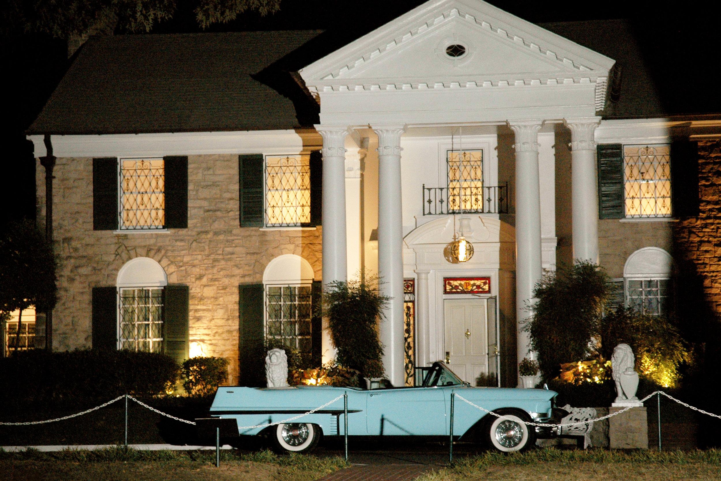 Memphis - Gracelands