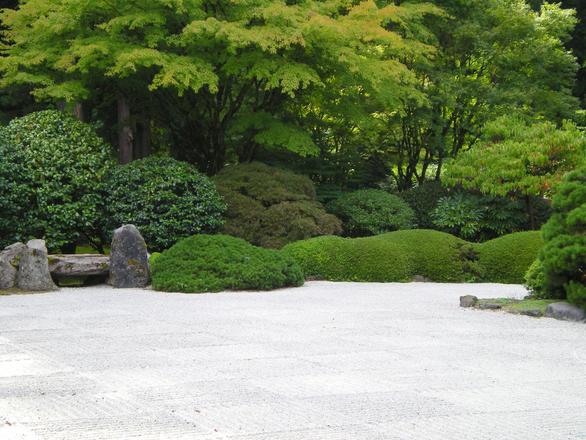 Zen Garden Portland