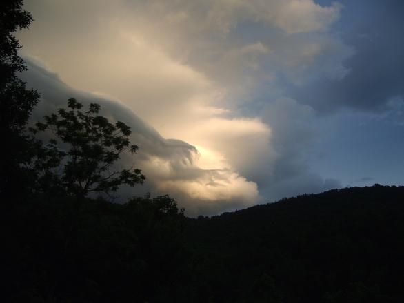 Shenandoah N.P. - Hands of God